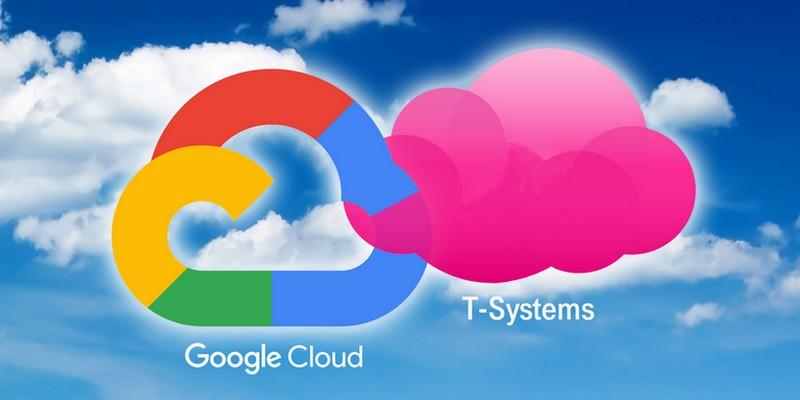 Collaboration Thales – Google avec le lancement conjoint de leur offre cloud en France
