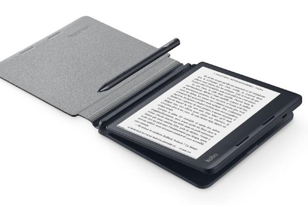 Deux nouvelles e-reader Kobo sont lancés par Rakuten
